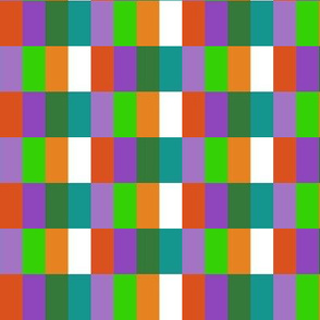 Shuffled Stripes (horizontal)