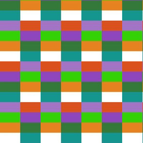 Shuffled Stripes (vertical)