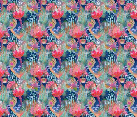 Mary Contrary fabric by stephaniecorfee on Spoonflower - custom fabric