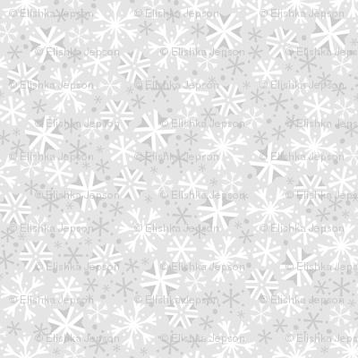 Silver Snow (Dark)