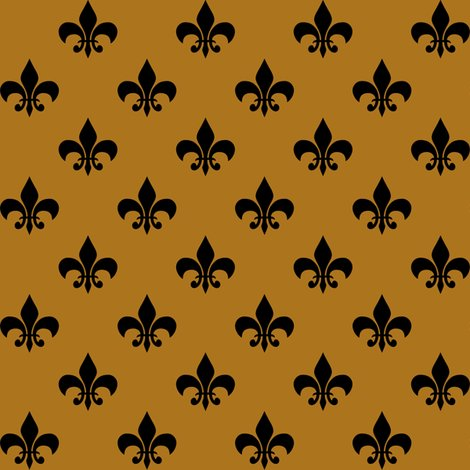 Rrrrrblack_matte_gold_fleur-de-lis_shop_preview