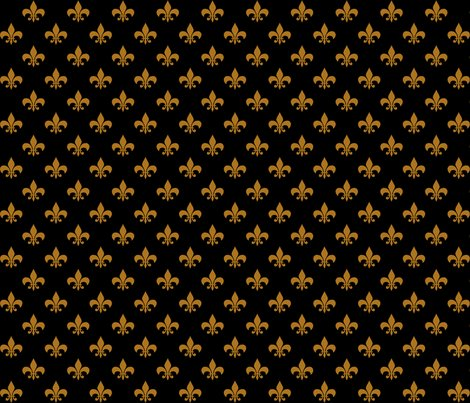 Rrmatte_gold_black_fleur-de-lis_shop_preview