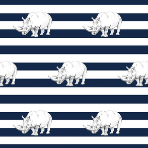 Rhino Striped