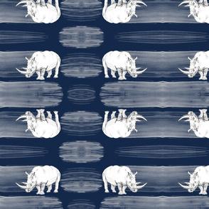 Rhino Water Striped