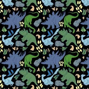 dino_pattern_black