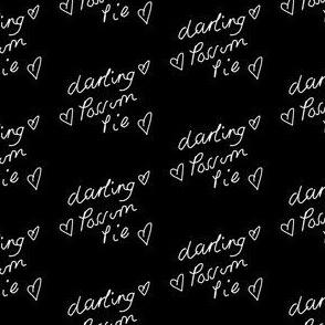 Darling possum pie