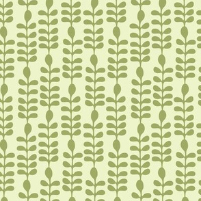 Acacia Leaves Pattern