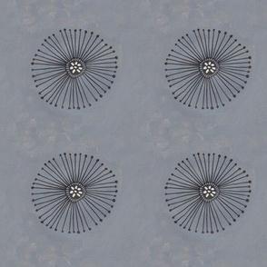 Organic Dot Gray