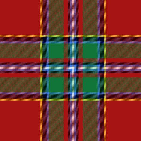 Drummond tartan ancient fabric by weavingmajor on Spoonflower - custom fabric