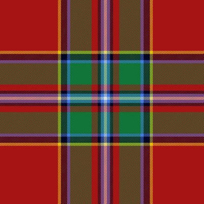 Drummond tartan ancient