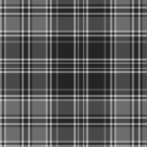 Drummond grey tartan