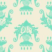 Thistle - mint