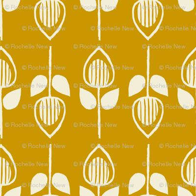 Tulip - mustard