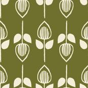 Tulip - olive