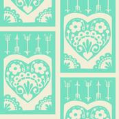 Valentine - mint