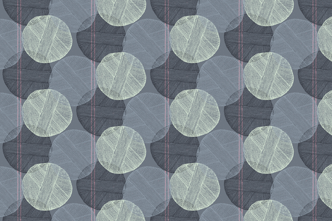 Modern Wool Balls by Friztin fabric by friztin on Spoonflower - custom fabric