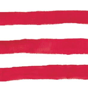America Red Flag Stripes