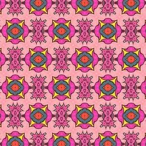 Pink Tribal