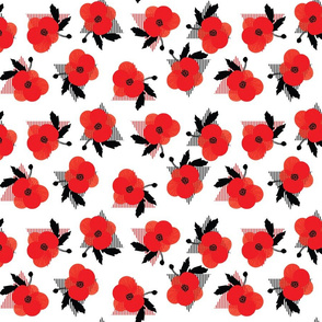 Graphic Poppy