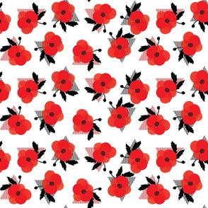 Graphic Poppy