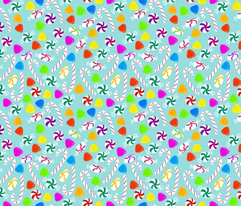 Rrholiday_sweets_bold_on_blue_fabric_shop_preview