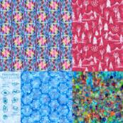 Furoshiki  - Gift Cloth