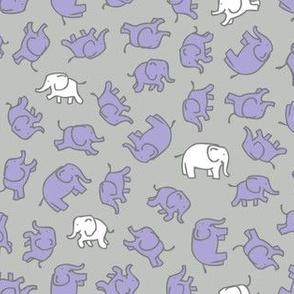 Elephants - Baby Nursery design