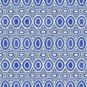 circle block repeat cobalt