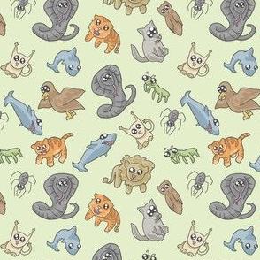Baby Predators