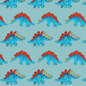 stegosaurians
