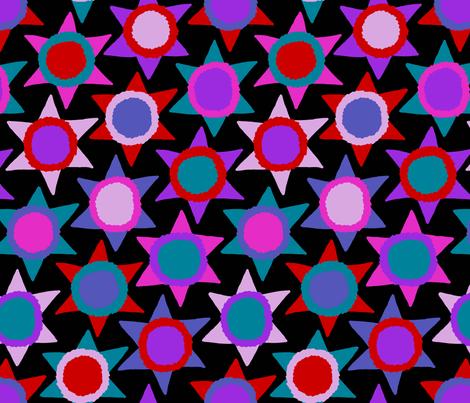 candy madness fabric by mongiesama on Spoonflower - custom fabric