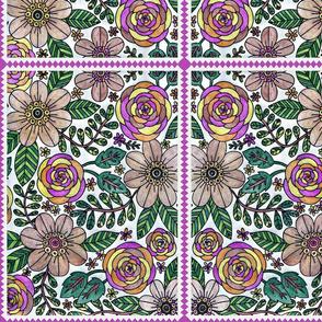 Flower Colours