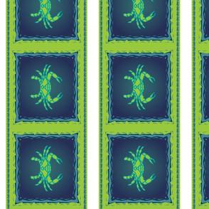 Crab Tile Border