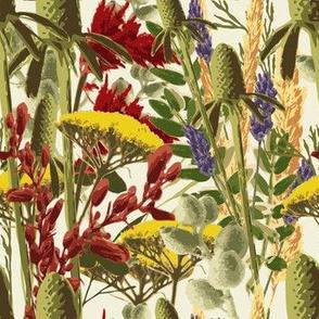 Natural plant boquet