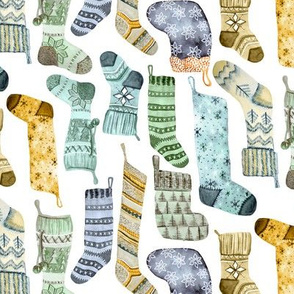 Socks and Stockings by Angel Gerardo