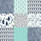 Rbear_forest_quilt_mint_navy_grey_shop_thumb