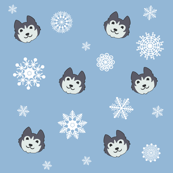 Husky Holiday
