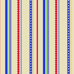 sonic stripe