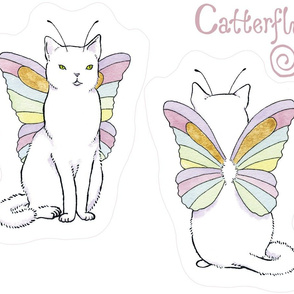 Catterfly plush