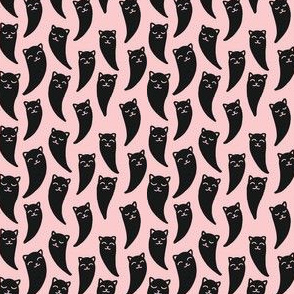 Ghostie Cats (pink)