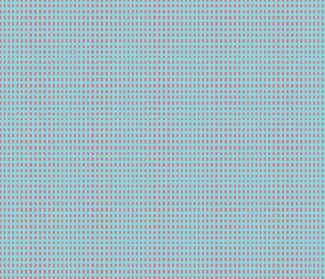 Dream panda_bright check fabric by kheckart on Spoonflower - custom fabric