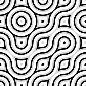 Nordic Geometric Wave