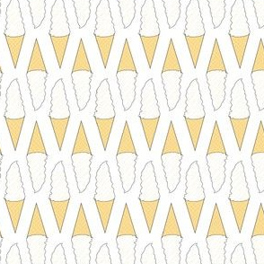 Ice Cream Cones - Vanilla