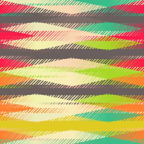 Nordic speed fabric by joanmclemore on Spoonflower - custom fabric
