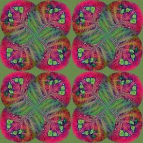 Leafy Nosegays 4