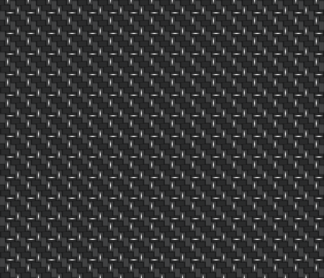 014 metal carbon fibre - silver wire fabric by orange_octopus on Spoonflower - custom fabric