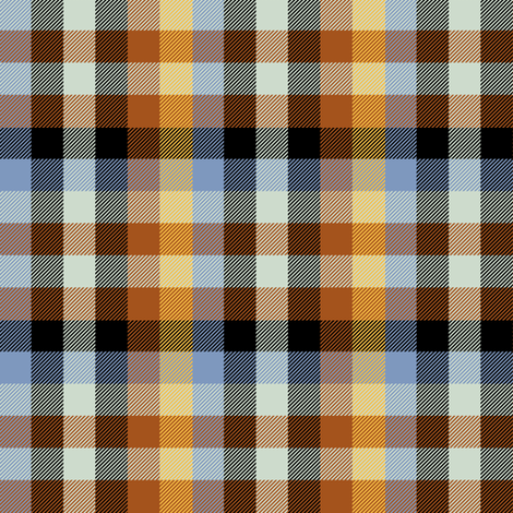 Madras plaid - midwinter fabric by weavingmajor on Spoonflower - custom fabric