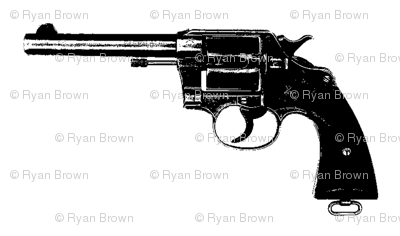 "3"" Colt Revolvers"