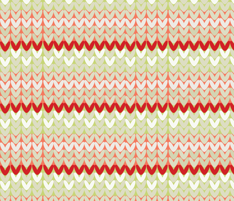 Yarnaholic 5 fabric by owlandchickadee on Spoonflower - custom fabric