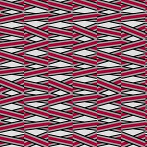 Cross Ribbon (Red)